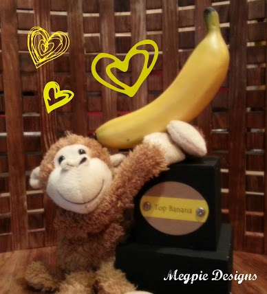 Smoothfoam trophy banana