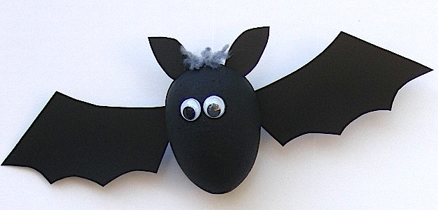 Smoothfoam Halloween bat decoration