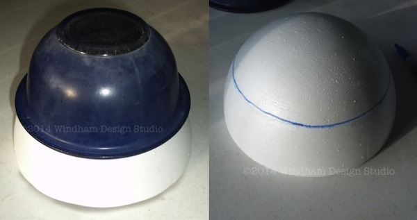 Smoothfoam dome