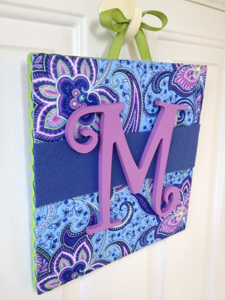 smoothfoam monogram door panel