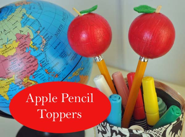 Apple Pencil Toppers