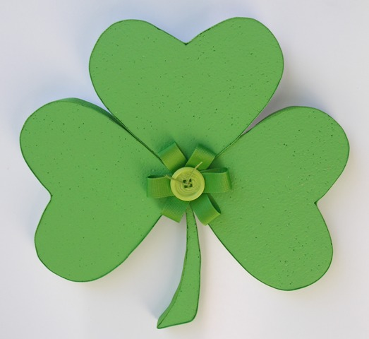 Smoothfoam shamrock
