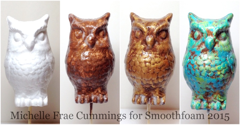 smoothfoam owls