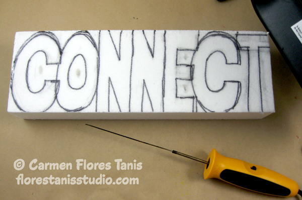 Carved-Word-of-the-Year-Connect-by-Carmen-Flores-Tanis-Step-1-2
