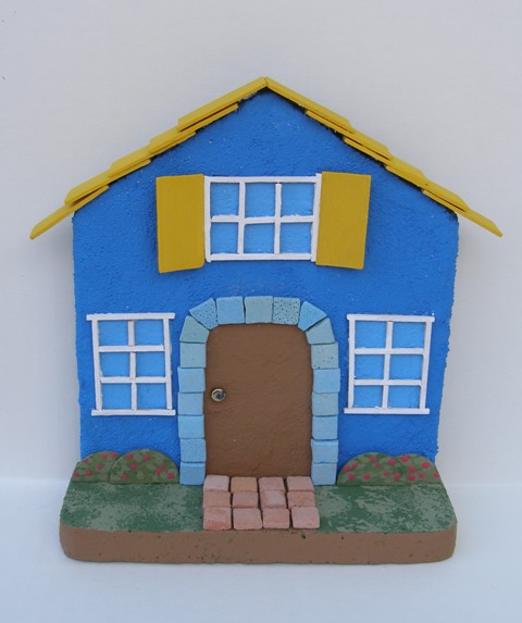 smoothfoam Cottage Bookends