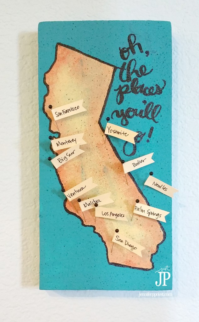 DIY-Travel-Map-of-California-using-Smoothfoam-Sheets-JPriest