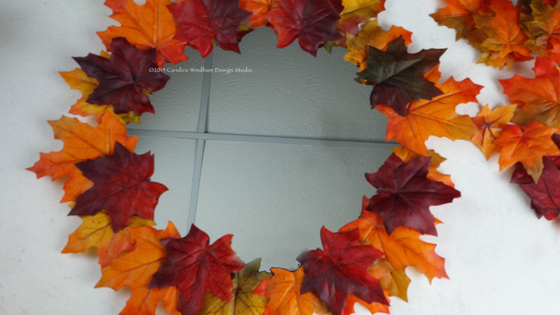 Smoothfoam Apple of My Eye Mirror Add Second finished leaf layer CWindham.jpg