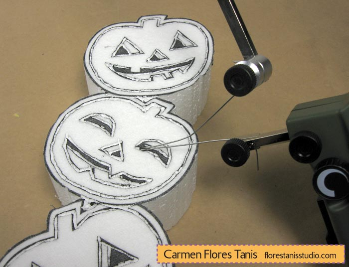 Smoothfoam-Carved-Pumpking-Trio-Step-3