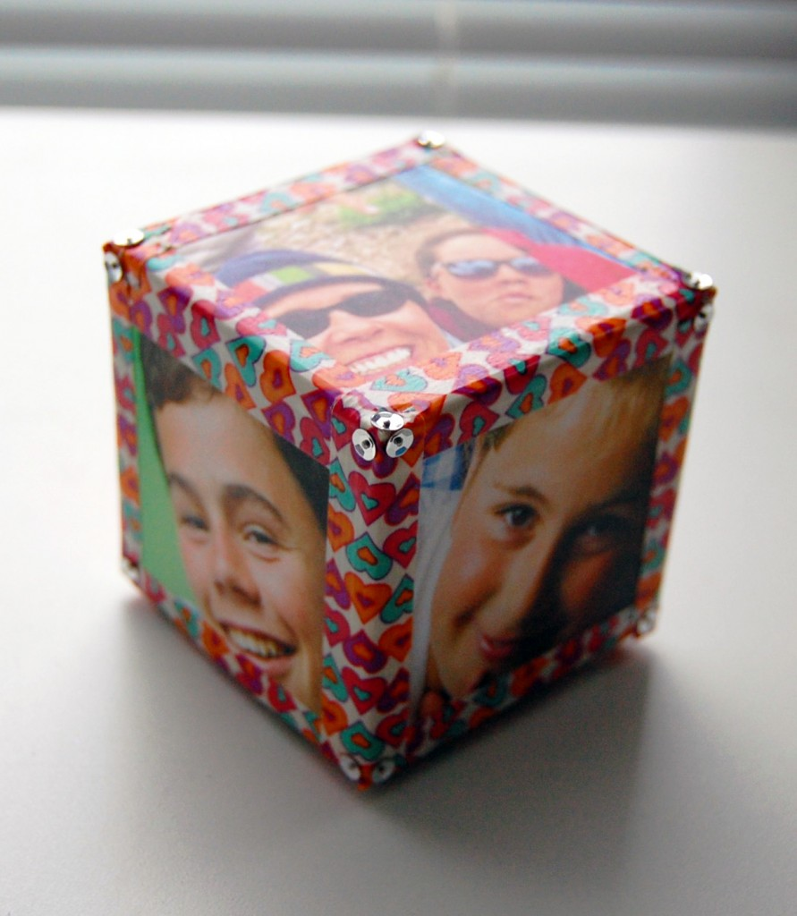 smoothfoam photo cube
