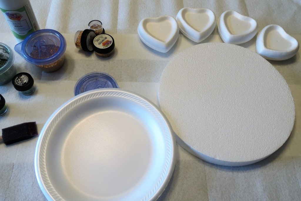 smoothfoam hearts