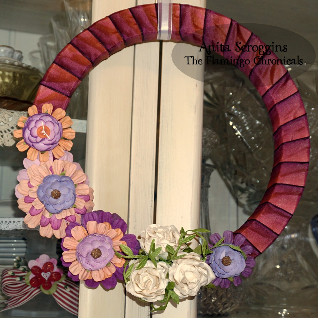 Smoothfoam spring Wreath