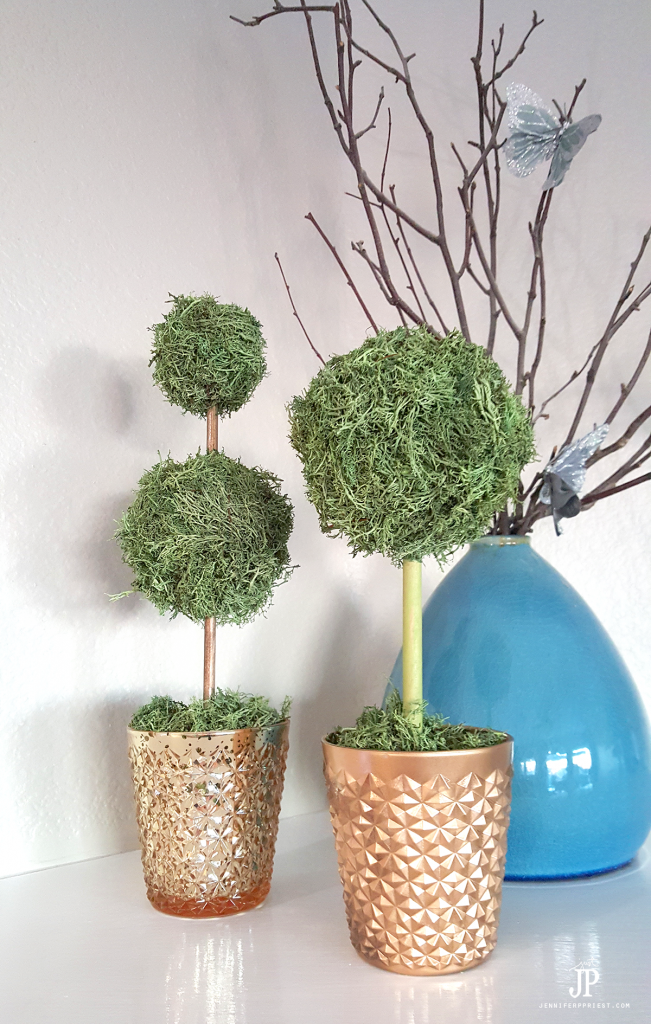 smoothfoam topiary balls