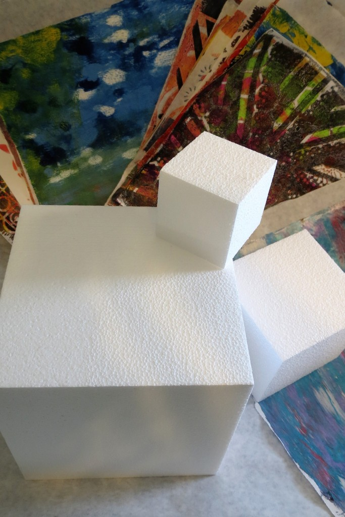 smoothfoam cubes