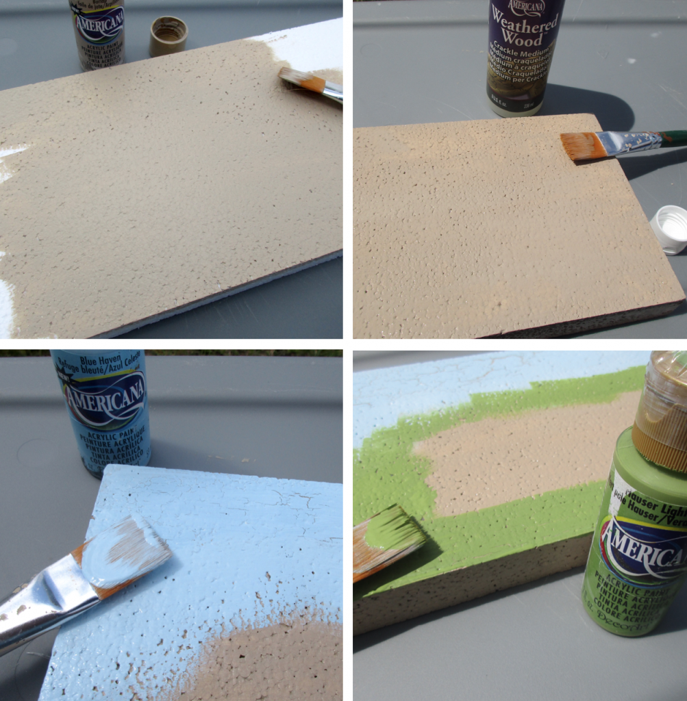 painting smoothfoam