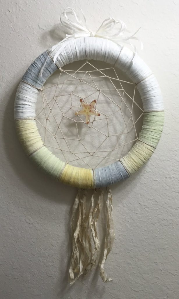 smoothfoam dreamcatcher