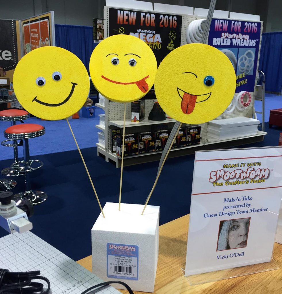 smoothfoam emoji signs