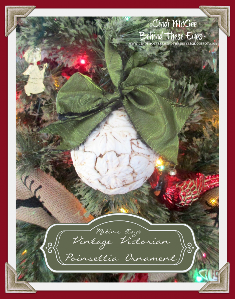 victorian style smoothfoam ornament