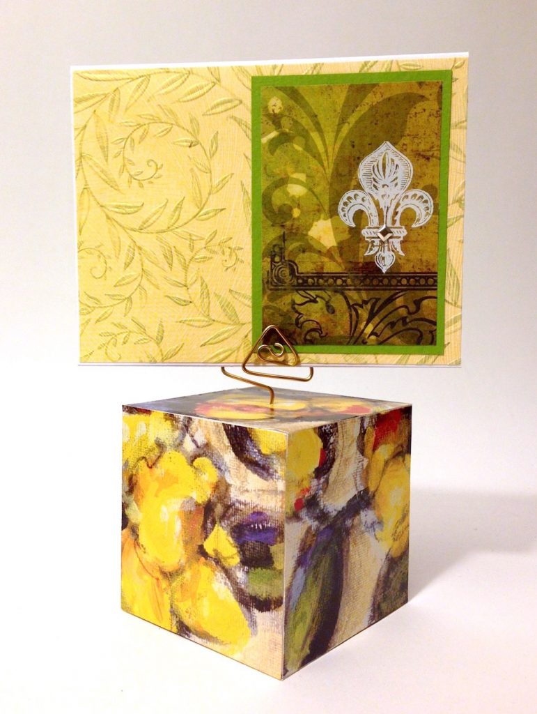 smoothfoam cardholder lisa fulmer