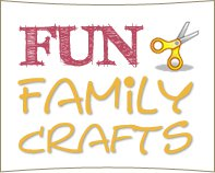 fun family crafts logo