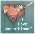 Smoothfoam Love blog badge